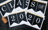 Free Class Of 2020 Graduation Party Printable Decorations