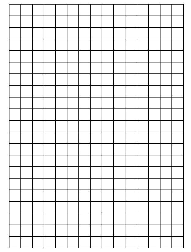 Free Printable Grid Paper PDF Cm Inch And MM
