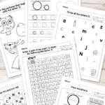 Free Printable Letter O Worksheets Alphabet Worksheets
