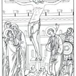 Holy Week Coloring Pages Free At GetColorings Free