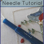 How To Punch Needle Series 1 Tracing The Pattern