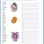 Put Words In Alphabetical Order Worksheets Spelling