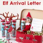 Random Acts Of Kindness Elf Arrival Letter Christmas Elf