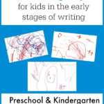 Teaching Tips For Children In Different Stages Of Writing