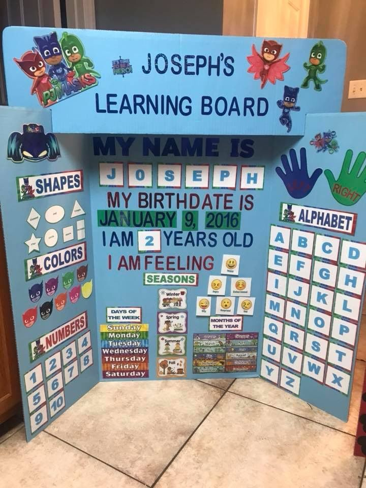 Toddler Learning Activities By Lourian Johnson On ITeach