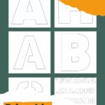 10 Best 4 Inch Printable Block Letters Printablee