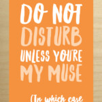 10 Funny Door Signs Every Designer Needs To Hang Outside