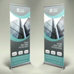 10 Marketing Roll Up Banner Templates Illustrator