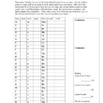 16 Best Images Of Letter Recognition Assessment Worksheet