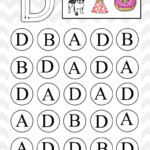 17 Letter Recognition Worksheets For Kids KittyBabyLove