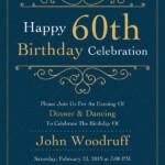 38 Adult Birthday Invitation Templates Free Sample