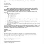 38 Free Termination Letter Templates PDF DOC Free