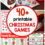 40 Free Printable Christmas Games For Kids The Measured Mom