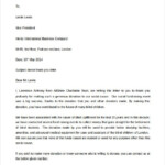 41 Free Thank You Letter Templates DOC PDF Free