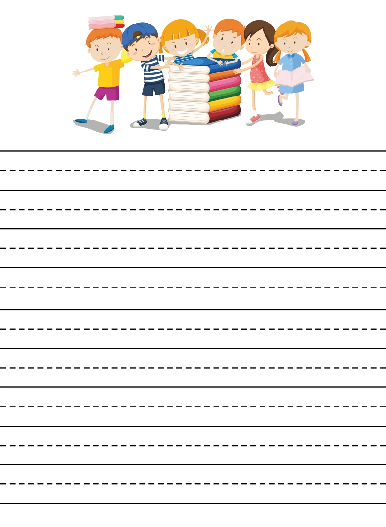 5 Best Free Printable Letter Writing Paper For Kids