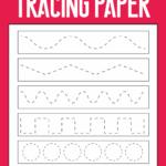 5 Best Free Printable Tracing Paper Printablee