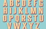6 Vintage Alphabet Letters Free Premium Templates