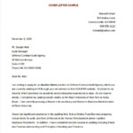 609 Letter Template Pdf Matah