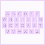 7 Best Free Printable Tracing Alphabet Letters