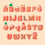 7 Best Merry Christmas Printable For Letters Printablee