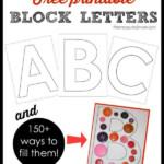 8 Free Printable Letters Free PSD JPG Vector EPS