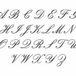9 Best Large Printable Font Templates Printablee