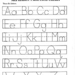 Alphabet Practice Worksheets To Print Activity Shelter