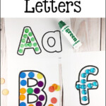 Alphabet Printables For Pre K Preschool Kindergarten