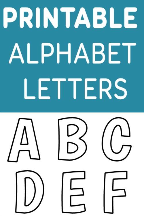Alphabet Templates Task List Templates