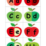 Apple Uppercase Lowercase Letters Matching Download