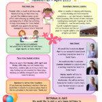 April Newsletter Template Awesome Past Newsletters
