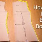 Basic Pattern Making For Blouse Pdf Heavenlybells