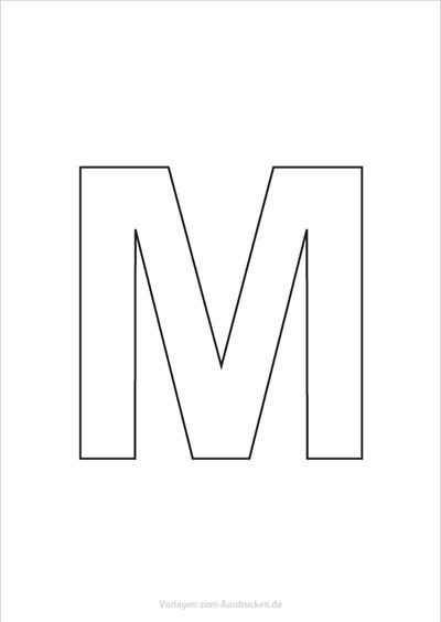 Buchstaben Zum Ausdrucken Nur Kontur Vorlagen Zum Ausdrucken