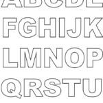 Capital Letter Alphabets 2017 Activity Shelter