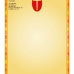 Cross Letterhead