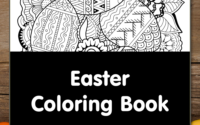 Easter Coloring EBook Volume 2 FREE Printable PDF From