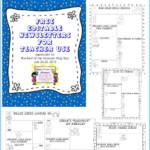 Editable Newsletters For Teachers Five Templates Free PDF