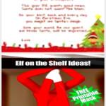 Elf Shelf Return Letter Google Search Elf On The Self