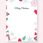 FREE 23 Sample Christmas Letter Templates In PDF MS Word