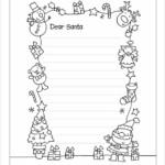 FREE 7 Attractive Sample Santa Letter Templates In PDF