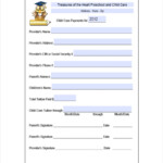 FREE 9 Daycare Receipt Examples Samples In PDF DOC