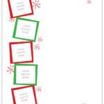 Free Christmas Letter Templates Better Homes Gardens
