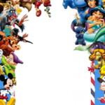 FREE Disney Invitations Templates DREVIO