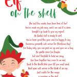 Free Elf On The Shelf Goodbye Printable Elf Goodbye