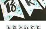 Free Happy Birthday Banner Printable Pdf Casaruraldavina