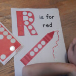 Free Letter R Printable The Measured Mom