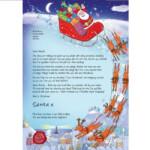 FREE Personalised Letter From Santa 2014 Santa Letter