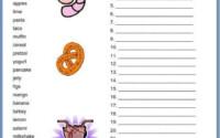 Free Printable Alphabetical Order Worksheets Put Words In