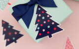 FREE PRINTABLE CHRISTMAS TREE GIFT TAGS Tell Love And Party