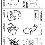 Free Printable Letter J Worksheet For Preschool